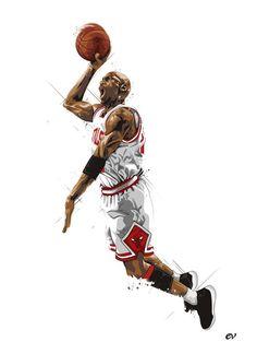 Michael 'Air' Jordan by earlsonvios on deviantART