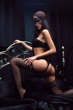 50 shades of black inspired lingerie tap into you inner sexiness ladies. Be confident, daring yet alluring. The power of the femme is strong. Black Lingerie, Lingerie Ladies, Hot Lingerie, Masquerade, Sexy Women, Photos, Pictures, Just For You, Thighs