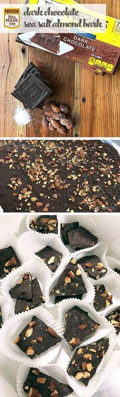 With only 3 ingredients and 15 minutes, you can bake some good for your BFF with a holiday treat that packs a powerhouse of flavor into each bite. To make Dark Chocolate Sea Salt Almond Bark, grab a NESTLÉ® TOLL HOUSE® Dark Chocolate Baking Bar, smoke-flavored almonds and sea salt. Heat the chocolate, stir in chopped almonds and pour into a prepared baking pan. Sprinkle with sea salt and refrigerate until firm. This Christmas, finding the perfect gift for your BFF is easy.