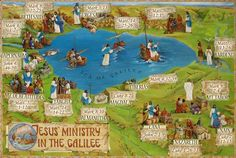 This is a good pictorial representation of what we have been studying on Sunday Nights at Grace Chapel South County.