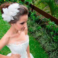 Tiara de Noiva Gisele