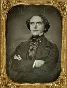 Meriwether Lewis Clark. (1850) Daguerreotype by Thomas M. Easterly. ©Missouri History Museum