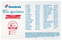 Volantes Dominós Pizza on Behance