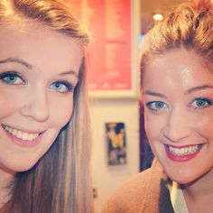 Photo by Charlotte Wood with Julie Atherton 10/02/2013