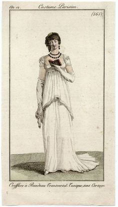 Reading, Costume parisien, an 12.