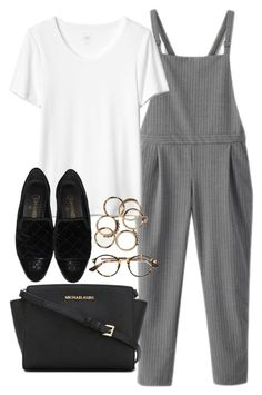"""Untitled #779"" by strangebirdd ❤ liked on Polyvore featuring WithChic, Chanel, MICHAEL Michael Kors and Christian Dior"