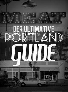Das Beste vom Besten in Portland, Oregon
