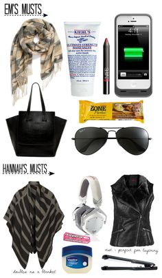travel essentials that one shall not forget