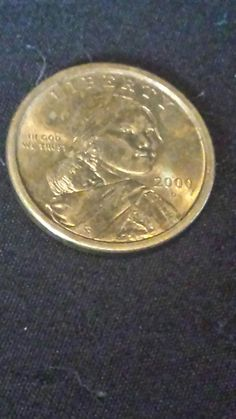 Sacagawea dollar 2000 P