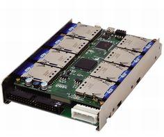 silicon disk builder