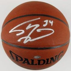 Autographed Shaquille O'Neal Basketball - PSA/DNA Certified - Autographed Basketballs by Sports Memorabilia. $441.86. LAKERS SHAQUILLE O'NEAL AUTHENTIC SIGNED BASKETBALL FULL NAME PSA/DNA #Q41282