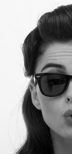 wafer sunglasses