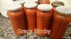 Bimby Truques & Dicas: Polpa de tomate