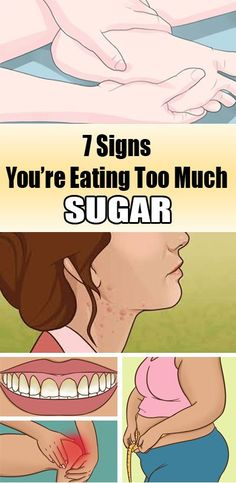 Here are 7 indicators that will help you realize if your sugar intake has gone overboard, and that it's time to take better control of it.