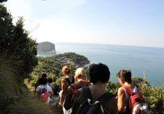 Sale il turismo-natura, Cinque Terre in testa per il mercato straniero - Citta della Spezia