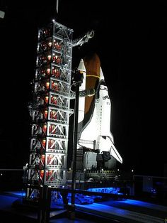 65,000-Brick LEGO Space Shuttle