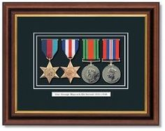 World War II Military Medals