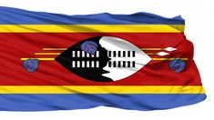 #blowing flag #flag #flying flag #swaziland flag