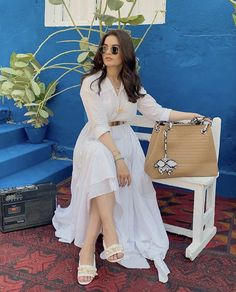 Pakistani Party Wear, Pakistani Girl, Pakistani Bridal Dresses, Pakistani Dress Design, Pakistani Actress, Indian Dresses, Classy Party Outfit, Cute Casual Outfits, Casual Dresses