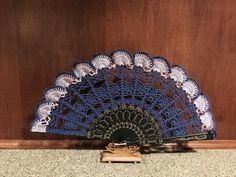 This item includes Pattern and Instruction for my Crochet Hand Fans   Skill Level : Beginner - Intermediate   Use this unique Crochet Pattern and