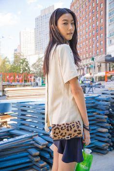 【NEWYORK】Tops: Soonil / Skirt: Soonil