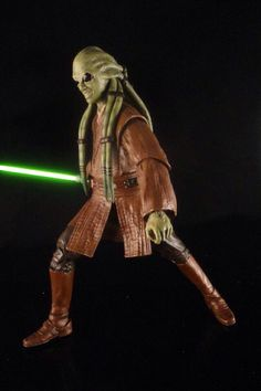 Custom Black Series Kit Fisto by Whiskeytango