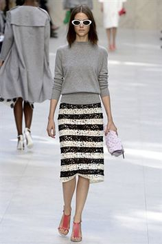 Spring/Summer 2014 by Burberry Prorsum at London Fashion Week