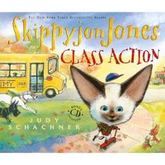 Holy guacamole!  A new Skippyjon!!  Anyone that knows me knows that I LOVE Skippyjon Jones!!!  I can't wait to find this!