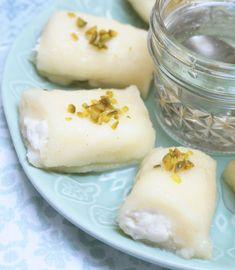 Halawet el Jibn | Syrisches Dessert mit Mozarella | whatinaloves.com
