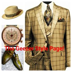 Men's Suits, Dress Suits, Men Dress, Suit Combinations, Super Fly, Church Suits, Bespoke Suit, Steve Harvey, Mens Attire