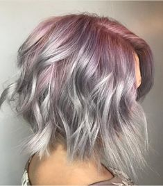 """14k Likes, 79 Comments - Pulp Riot Hair Color (@pulpriothair) on Instagram: """"Mercury, Lilac, and Blush... @monarchhairco is the artist... Pulp Riot is the paint."""""""