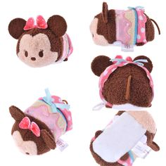 2016 Valentine Japan Mini Minnie Tsum Tsum. Release: Dec. 26 2015.