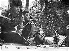 Castro at the Bay of Pigs - picture (c) Canadian Press Photo