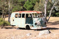 On the road to nowhere Barn Finds, Recreational Vehicles, Volkswagen, Camper, Campers, Single Wide