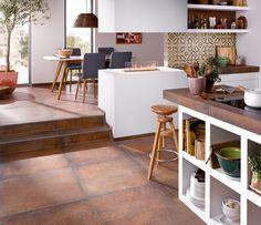 Terracotta Fliesen Wohnzimmer : Wohnzimmer Fliesen