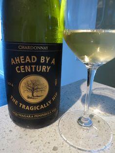 The Tragically Hip Ahead By A Century Chardonnay 2014 - VQA Niagara Peninsula, Ontario, Canada pts) Tragically Hip Lyrics, Alcoholic Drinks, Beverages, Wine Reviews, Hip Hip, Wine Lover, Music Lyrics, Cool Bands, Rock And Roll