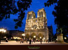 Notre-Dame de Paris!