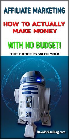 AFFILIATE MARKETING - HOW TO ACTUALLY MAKE MONEY. From: http://DavidStilesBlog.com