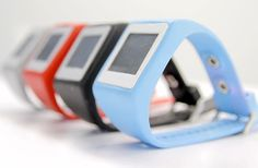 Bandu - wristwatch & app that alerts when you're too stressed out