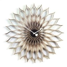 Vitra Vitra Design Museum - Sunflower Clock by George Nelson