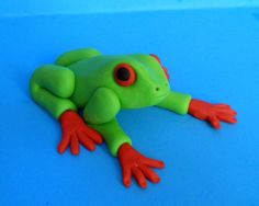 Reptile & Spider Cake Topper for a reptile party by PfisherDesign