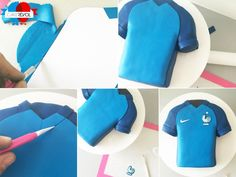 Wanted modern home colors Football Cake Design, Wedding Cake Designs, Wedding Cakes, Succulent Garden Diy Indoor, Decoration Patisserie, Shirt Cake, Football Birthday, Different Cakes, French Home Decor