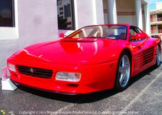 1992 Ferrari Testarossa     Copyright © 2012 Brasspineapple Productions L.L.C. Jason Matthew Mahan
