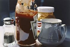 Mundo de K: Pintura Hiper-Realista - Ralph Goings - Quartet 2006 - Jato de Tinta - 22 x 32.5 pol.