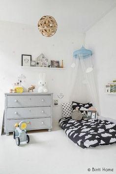 Ideas Montessori para decorar la habitación de tu hijo 6