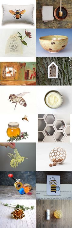 Bees  Knees by yvette on Etsy--Pinned with TreasuryPin.com
