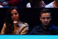 Looks like a couple of action movies, but it's just Liam and Sophia One Direction Liam Payne, One Direction Girlfriends, Perfect Couple, Beautiful Couple, 1d Tour, Louis And Eleanor, Sophia Smith, Matches Today, Andy Murray