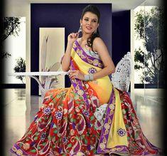 Get attractive offers and discounts on #designer #sarees only at sairandhri.com #indiansareestore