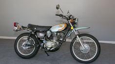 1974 Honda XL250 Enduro