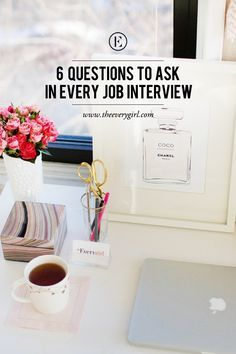 6 Questions to Ask in Every Job Interview. Questions I wish my MSW interns would consider asking during their internship placement interviews.